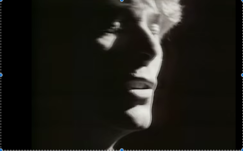 bowie singing wild is the wind